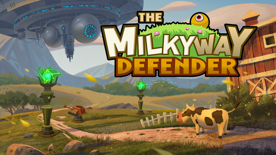 "Official ""The Milky Way Defender"" trailer!"